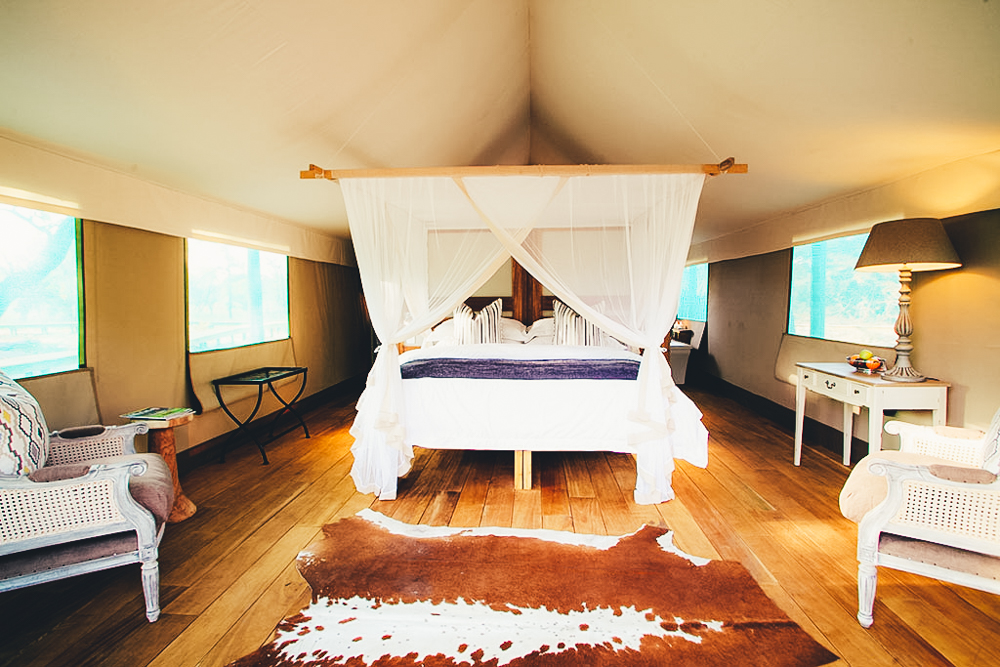 LUXURY TENTED SUITES