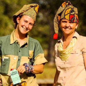Fathala game reserve staff