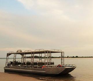 Mangrove boat cruise