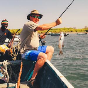 Fishing in Senegal