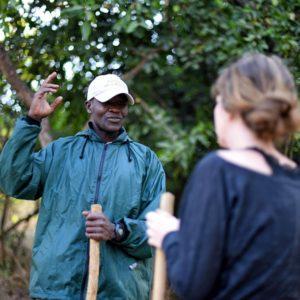 Senegal walking safari guides