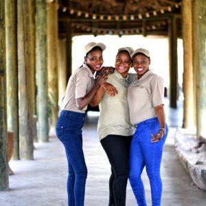 Senegal Safari lodge staff