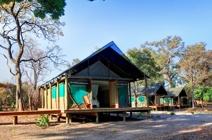 Why Glamping is becoming more & more popular…