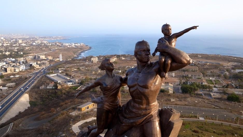 Senegal African Renaissance Monument