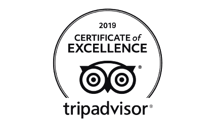 tripadvisor award 2019 certificate of excellence