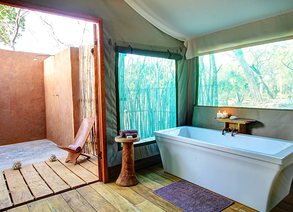 Deluxe Suite Fathala Lodge Bathroom 5